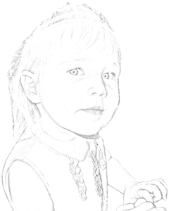 Sketch of Synoma at 29 months