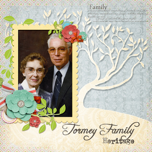 Friday Freebie Tormey Family Heritage