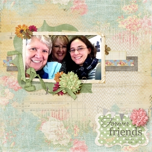 Spice Up Your Layout Embellishment Challenge