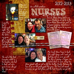 Nurses on Stroke