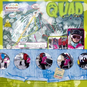 up the Quad Chair