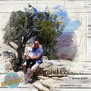Zoey&Jed Grand Canyon