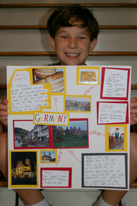 Nicholas and his Germany Project