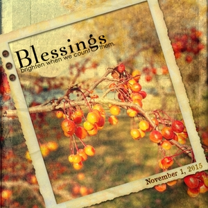 blessing brighten copy