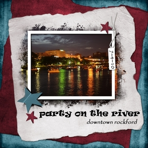 fourth on the river