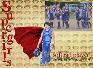 Softball album