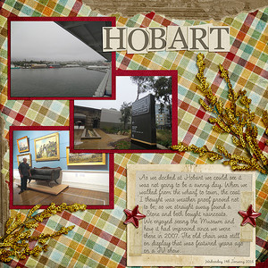 World Tour - Tartan - Hobart
