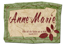 Anne-Marie's Fancy Signature