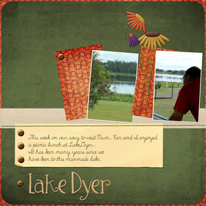 Week 43 - Lake Dyer