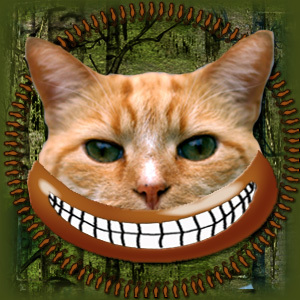 INCHIE - Cheshire Cat