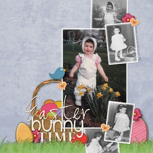 Baby Crop 3/9 - Easter Bunny Time
