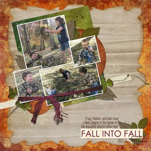 Friday Scraplift 11/15