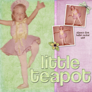 Little Teapot