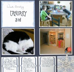Project 365 Challenge--First week of Jan Page #1