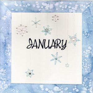 Cover sheet for January of P. 365