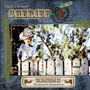 New Sheriff in Town!