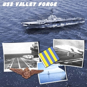 USS Valley Forge - Page One