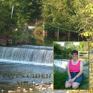 Yates Cider Mill Waterfall