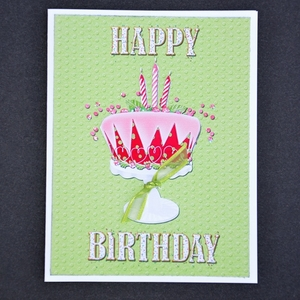 Printable Birthday Card - Happy Birthday