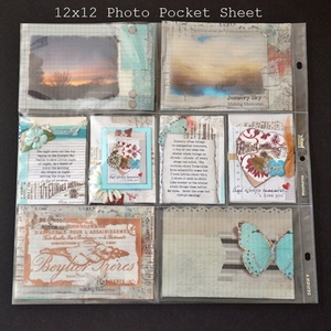 Pocket Life January 12 x 12