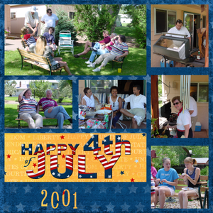 4th of July Party, pg 2