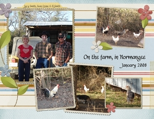 On the Farm in Normangee