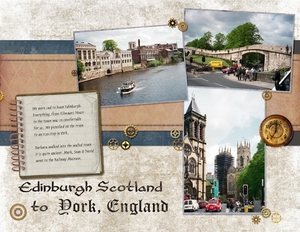 Edinburgh to York, p.2 of 2
