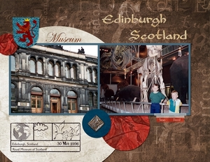 Royal Museum of Scotland, p.1 of 2
