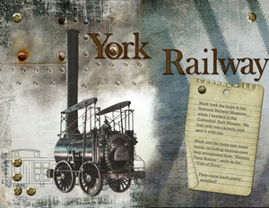 York Railway Museum, p.1 of 2