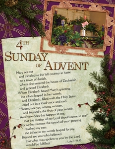 Liturgical Year, Advent Week 4