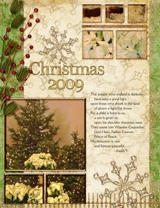 Liturgical Year, Christmas, 1 of 2