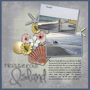 Hatteras Island-September Slow Scrap #4