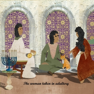 The Woman Taken in Adultery