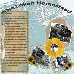 The Loken Homestead
