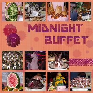 Midnight Buffet (left)