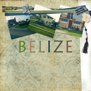 Belize - right