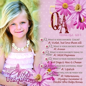 5 Years Old Q&A