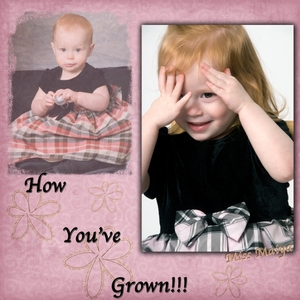 How You've Grown