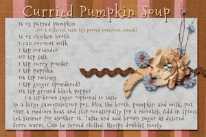 AZgirl CurriedPumpkinSoup
