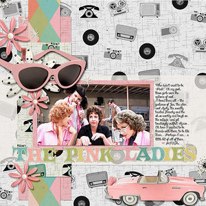 layout for Syndee and Cindy's new collab - So Retro