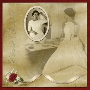 Heritage Chat 2/14 - Mom's Wedding Day