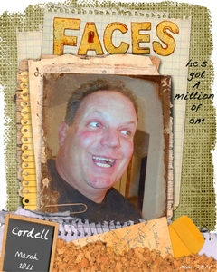 Cordell Faces 72
