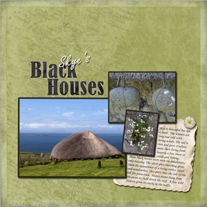 Skye's Black Houses
