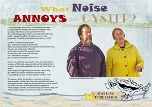 What Noise Annoys an Oyster?