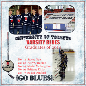 Varsity Blues Graduates 2014 - 02-17-14 Advertisement challenge