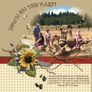 FAMILY, KIDS & PETS - DOWN ON THE FARM -pg1