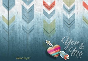 Valentine's Day Card - Outside