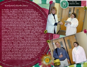 Karlynn's Birth Story - Layout 1