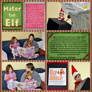 Mater the Elf 25 Nov 2011