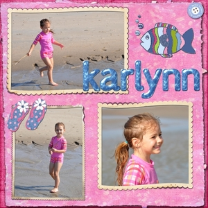 2010 Family Reunion at the Beach - Karlynn